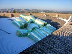 howzat roof asbestos management replacement project practical environmental solutions
