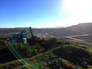 newcastle asbestos air monitoring mount arthur practical environmental solutions