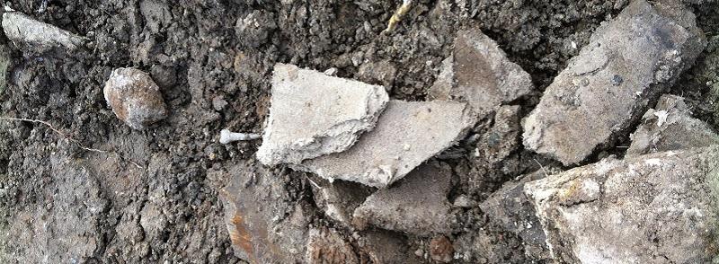 asbestos soil contamination removal testing newcastle NSW maitland hunter valley