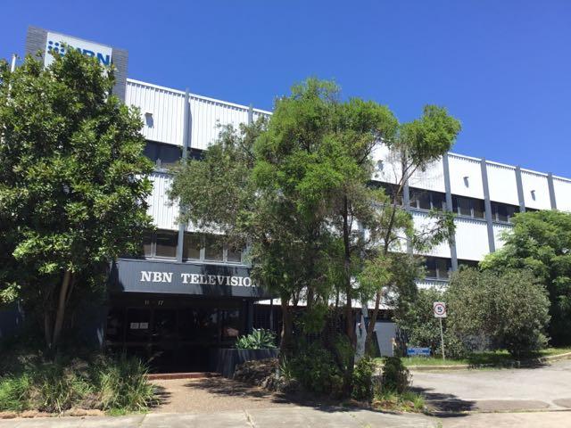 NBN television newcastle mosbri the hill demolition asbestos